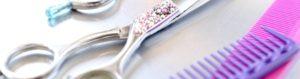 長崎の美容室ピアスヘア